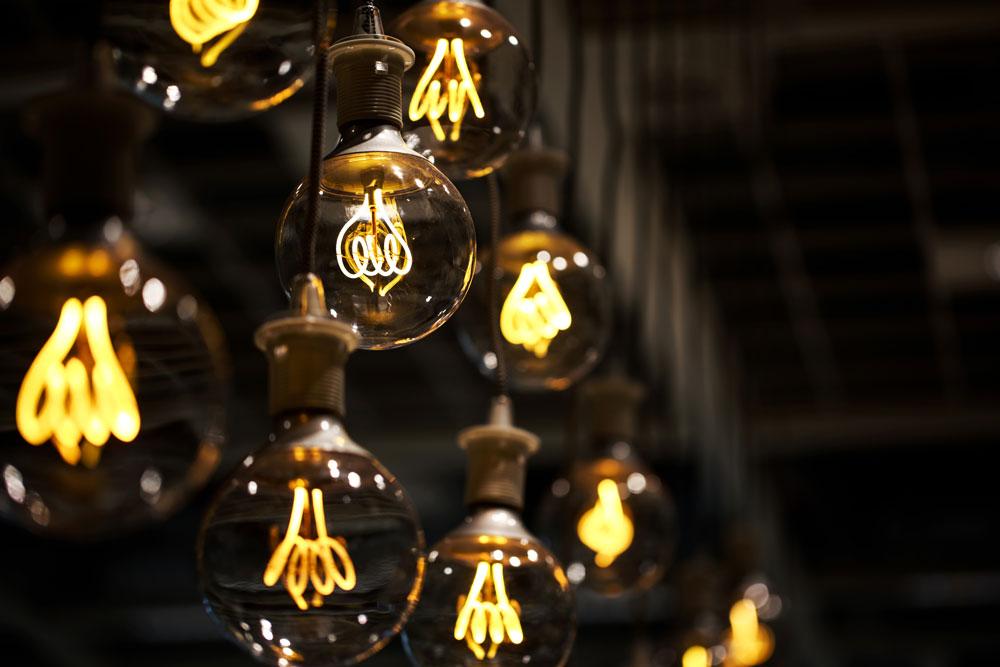 Domestic Lightbulbs